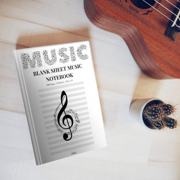 Music Sheet Book 1