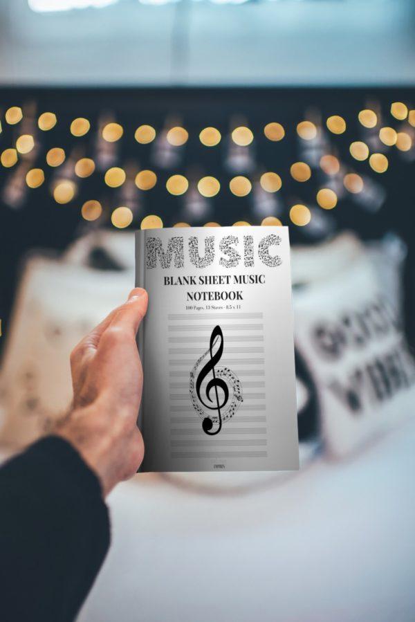 Music Sheet Book 2