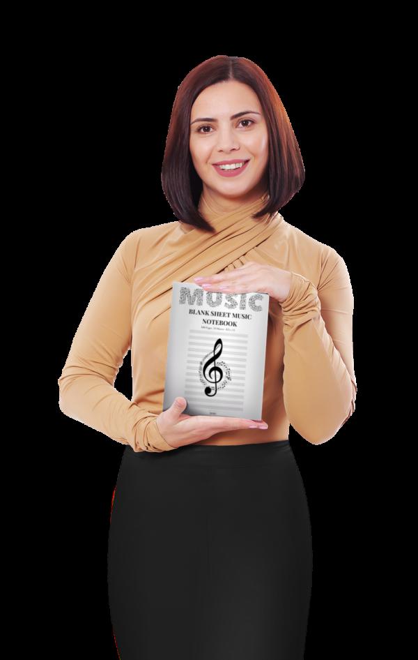 Music Sheet Book 3